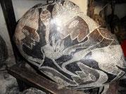 Die Steine von Ica, Museo cientifico Javier Cabrera, Paititi Tours