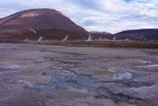 San Pedro de Atacama - Geysirfeld El Tatio -Archiv Paititi-Tours