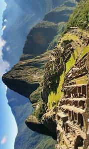 Machu Picchu, Pharaonengesicht, Totenmaske Tutanchamun, Paititi Tours and Aventures, Ancien Aliens Tour 2015