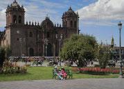 Cusco Plaza de Armas Paititi-Tours