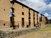 Viracocha Tempel Peru - Archiv Paititi-Tours