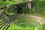 Moray, landwirtschaftliche Versuchsfelder oder akustische Resonanzzentrum, Paititi Tours and Adventures, Ancient Aliens Tour