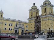 Kloster San Francisco Lima Peru Paititi-Tours