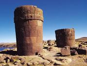 Chullpas, Grabtürme Sillustani, Umayo See, Puno, Peru, Paititi Tours and Adventures, Ancient Aliens Tour
