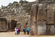 Polygonal/Zyklopmauer, Sacsayhuaman, Cusco, Peru, Paititi Tours and Adventures, Ancient Aliens Tour