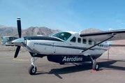 Flugzeug, Nazca Airport, Paititi Tours