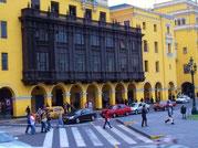 Herzlich Willkommen in Peru