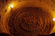 Katakomben im Kloster San Francisco Lima Peru Paititi-Tours