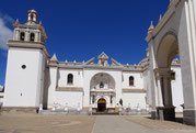 Copacabana, Bolivien, Basilika der schwarzen Madonna, Paititi Tours and Adventures, Ancient Aliens Tour