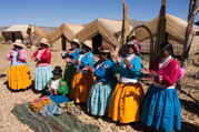 Aymara, Titicacasee, schwimmende inseln der Uros, Paititi Tours and Adventures, Ancient Aliens Tour