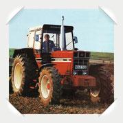 IHC 1455 Traktor