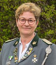 Kreisdamenleiterin Angela Dienst