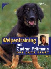 Welpentraining mit Gudrun Feltmann - Der gute Start