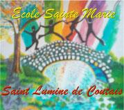 L'école Saint Marie (Saint Lumine de Coutais)