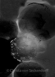 Christa von Seckendorff: Raumweltgänger 14, 2014