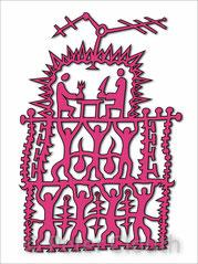 Peter Clouth: Oben|Unten, 2014