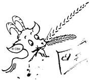 Klick auf die Karikatur   -   wir freuen uns auf Ihren Besuch !!!   Termine nach Vereinbarung !!!                              Aktuelle Kurstermine, Aktionen und Vorträge, an div. Bildungseinrichtungen usw., erhalten Sie gerne per email.