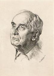 Paul Claudel  1952