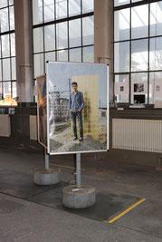 """Pia Petri-Maurer, Bildende Künstlerin (ZH), Fotoarbeit """"Urban Icons"""""""