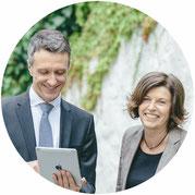 Hubert und Barbara Lingg, Hotelberater, EKS-Strategen, Unternehmensberatung Allgäu