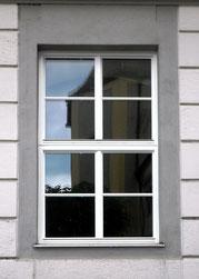 Kranz Isolierglasfenster