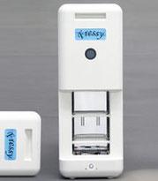Fressyによる清毒・除菌をし、患者様の衛生面による安心をいたします