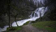 Watervallen Jura streek