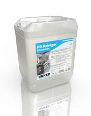 HD-Reiniger, Hochdruckreiniger, Linker Chemie, Reinigungsmittel