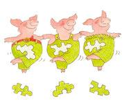 """""""Schweinespass"""", arsEdition"""