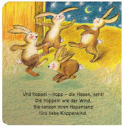 "Pappe ""Tiere an der Krippe"", arsEdition"