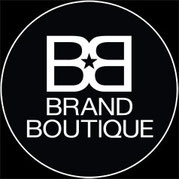 Brand Boutique · Anne Luneau · Brand Boutique Logo