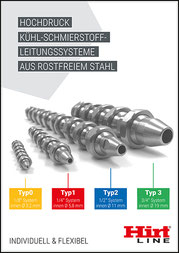Hochdruck Kühl-Schmierstoff-Leitungssystem