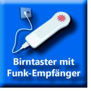 Birntaster mit Funkempfänger