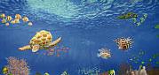 Wandbilder Welten unter Wasser