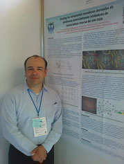 Alberto Cabrera. Docking de compuestos novedosos derivados de piridinona potencialmente inhibidores de transcriptase inversa del VIH-SIDA.