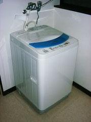 全自動洗濯機もコインではありません