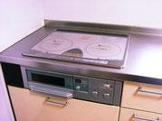 調理器具も最新式IHですので、安全で掃除が楽で どんな料理でもすぐ出来ちゃいます