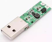 DC-DC step UP USB 5V v 12V