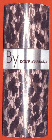 BY DOLCE & GABBANA - VERSION PANTHERE