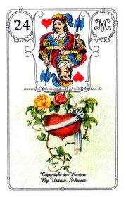 http://www.lenormand-wahrsagekarten.de/blaue-eule/das_herz.php