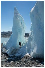 Trekking, Grönland, Nuuk, Maniitsoq