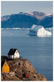 Trekking, Grönland, Nussuaq, Ilulissat, Uummannaq