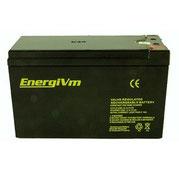 EnergiVm MVH1290 12V-9Ah AGM-ALTO-RENDIMIENTO
