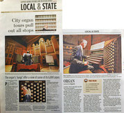 Kotzschmar Organ Portland Press Herald Stephanie Bouchard