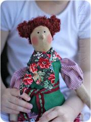 Купить красивую тильду в санкт петербурге. Куклы Ирины Андреевой.