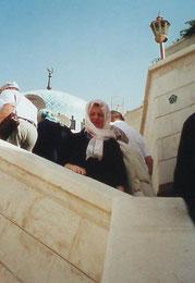 Besuch der Abdullah Moschee