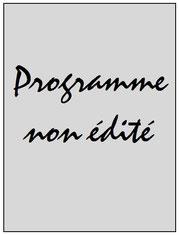 Programme  Le Mans-PSG  2004-05