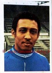 N° 114 - Jean-Pierre TOKOTO (1971-72, Marseille > 1975-78, PSG)