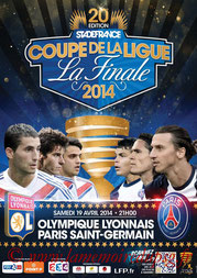 Programme  PSG-Lyon  2013-14 (dossier de presse)