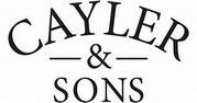 Label Cayyler & Son